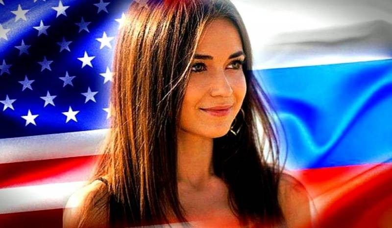 Почему американки мечтают быть, как русские