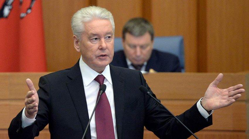 Сергей Собянин установил в Москве нерабочие дни с 15 по 19 июня 2021 года