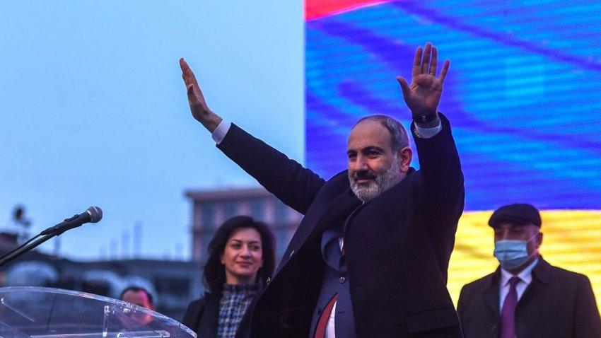 Разгромная победа: стали известны итоги выборов-2021 в Армении