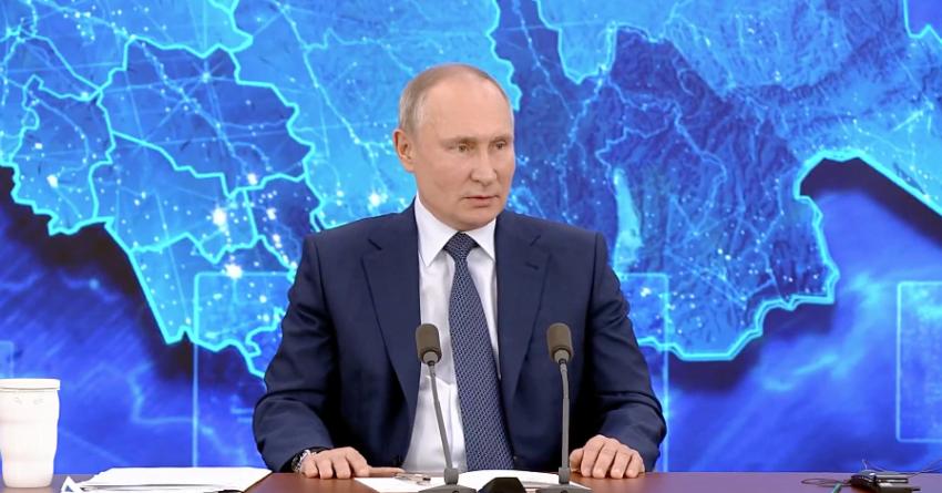 Прямая линия с Путиным: когда президент России пообщается с народом в 2021 году