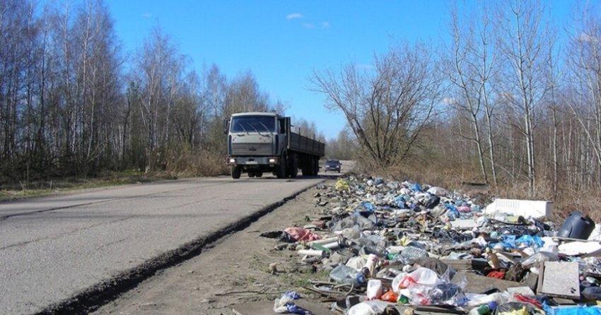 Что должны знать автомобилисты: новый штраф за выброшенный мусор