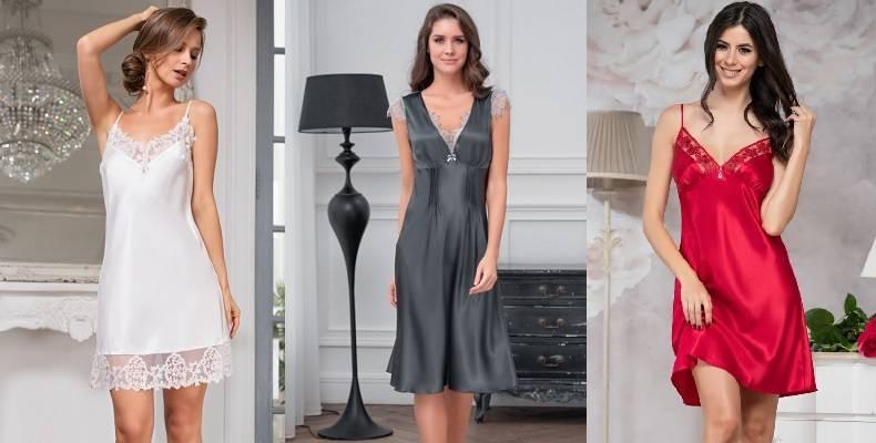 Какие причины заставляли женщин надевать под одежду еще и комбинации