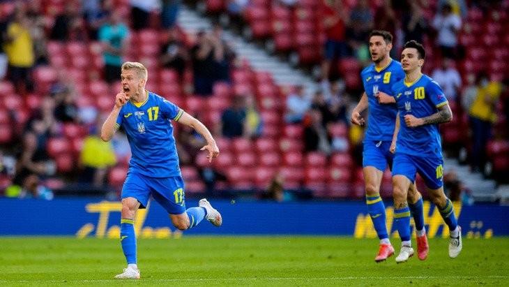 Где и когда смотреть матч Украина — Англия 3 июля 2021 года