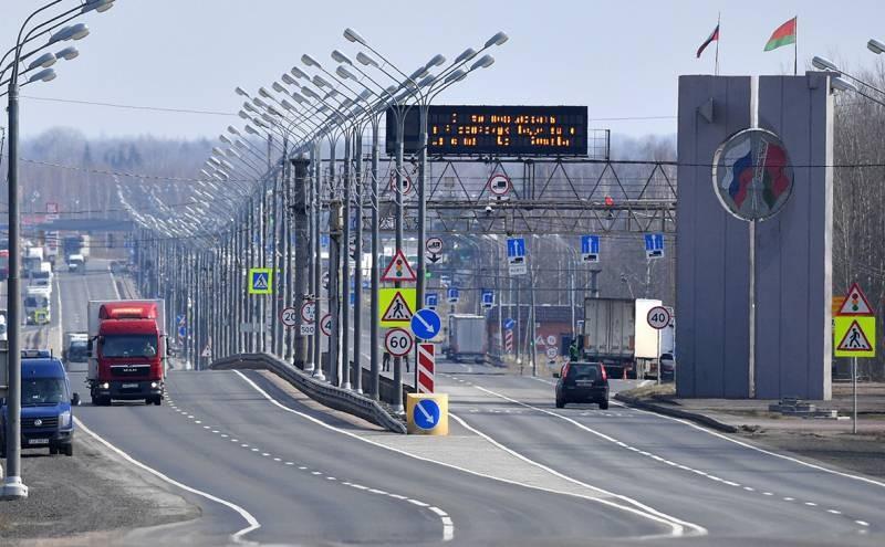Когда откроют границу Беларусь-Украина