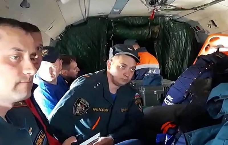 Новости о крушении пассажирского самолета Ан-26 на Камчатке: выживших нет