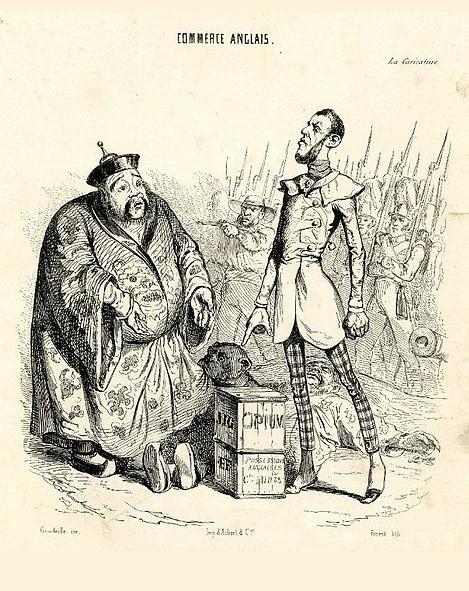 Большая роль чая в мировой истории