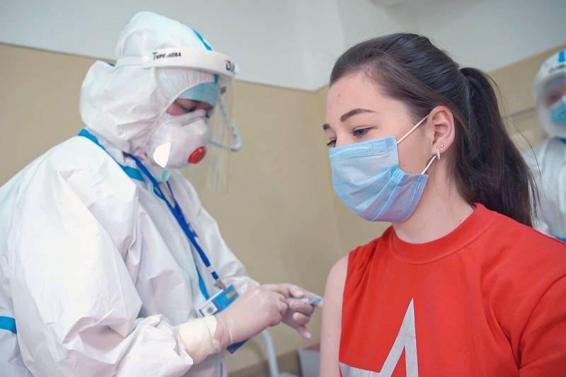 Как будет проходить вакцинация российских подростков от ковид