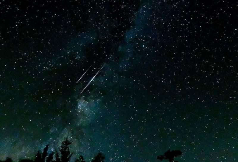 Когда начнется звездопад Персеиды и где его можно будет наблюдать в 2021 году