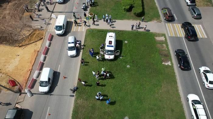 Какое наказание может ждать девушку, сбившую 16 июля троих детей в Солнцево