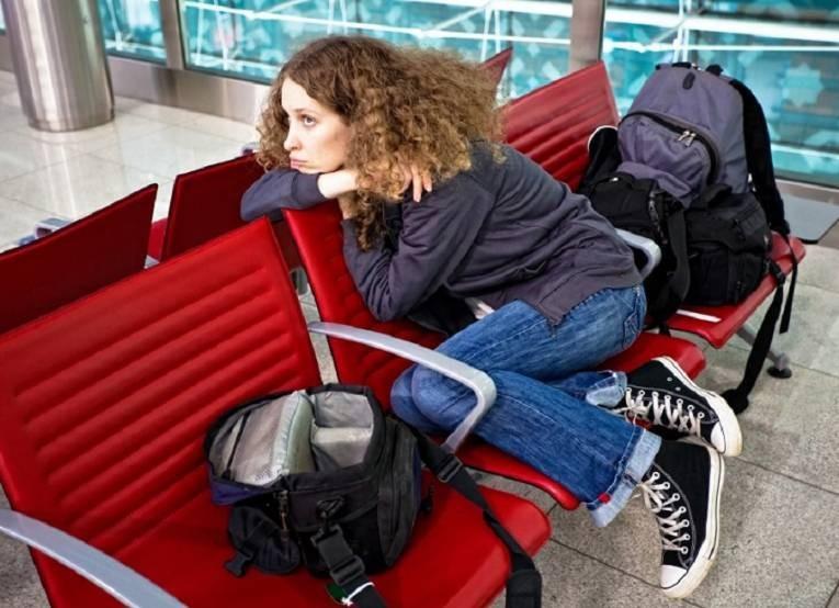 Что стоит предпринять, если рейс задерживают