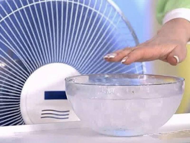 Пять способов помогающих спастись от жары