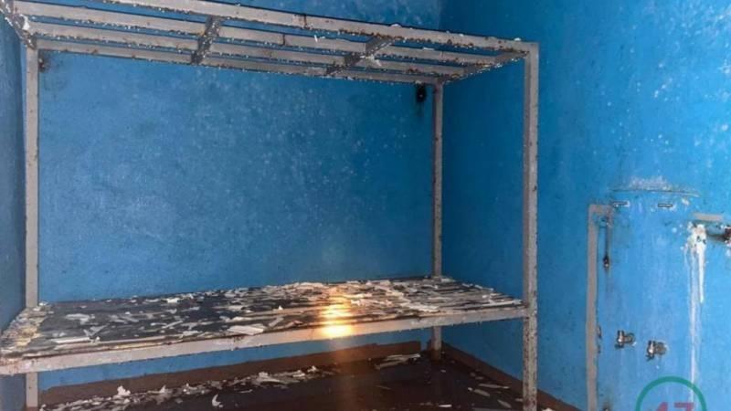 В России в Ленинградской области нашли частную тюрьму с крематорием