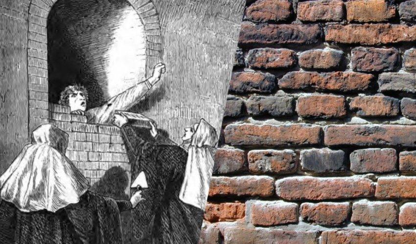 Почему христиане замуровывали людей заживо