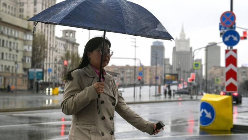 Какой будет погода в Москве в августе 2021 года
