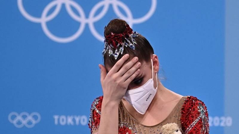 Российские представители прокомментировали скандал на Олимпиаде в Токио 2021 года по художественной гимнастике