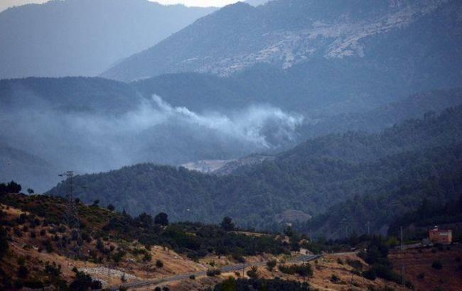 В Турции разбился российский самолет, который тушил лесные пожары
