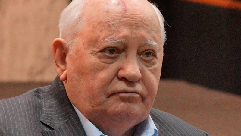 Шведы поблагодарили Михаила Горбачева за распад Советского Союза
