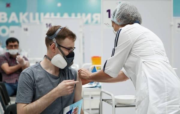 В России разыграют по 100 тысяч рублей среди вакцинированных от COVID-19