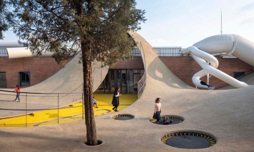Детский сад будущего, ТОП-5 примеров из Китая