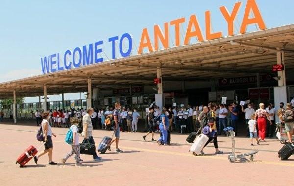 Турция в 2021 году примет около 4,5 миллионов российских туристов