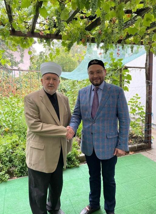 Исмагил Шангареев: Европейский Мусульманский Форум - драйвер интеграции исламских сообществ Евросоюза