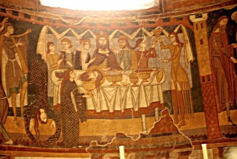 Церковный праздник Усекновение главы Иоанна Предтечи имеет большое значение для православного мира