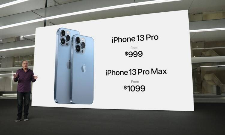 Apple презентовала iPhone 13 Pro Max, стоит ли покупать новинку