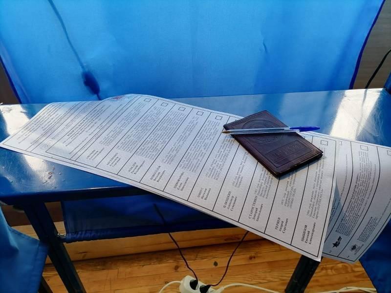 Выборы-2021, 19 сентября: как проходит финальный день голосования