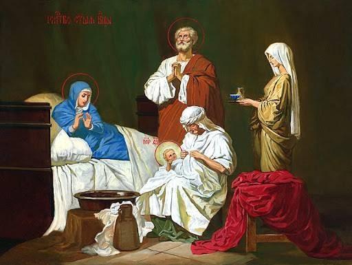 Рождество Пресвятой Богородицы отмечают в России традиционно 21 сентября