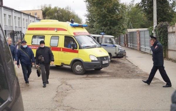 Нескольких пострадавших при стрельбе в Перми оправят в Москву