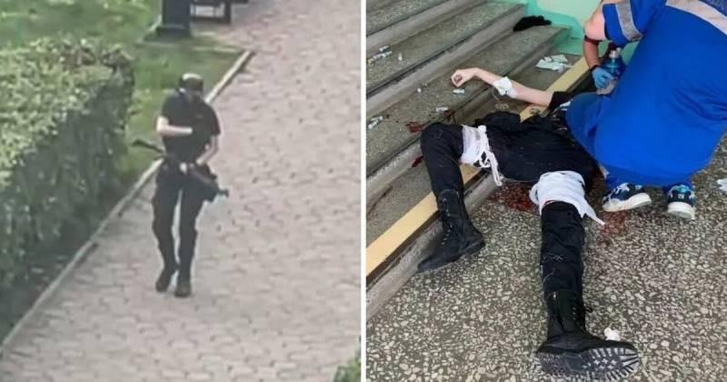 Пермский стрелок выжил после тяжелого ранения и идет на поправку