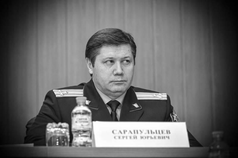 Глава СКР Прикамья Сергей Сарапульцев покончил с собой в собственном доме