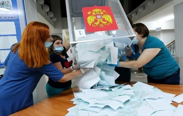 ЦИК озвучил окончательные результаты выборов в Госдуму