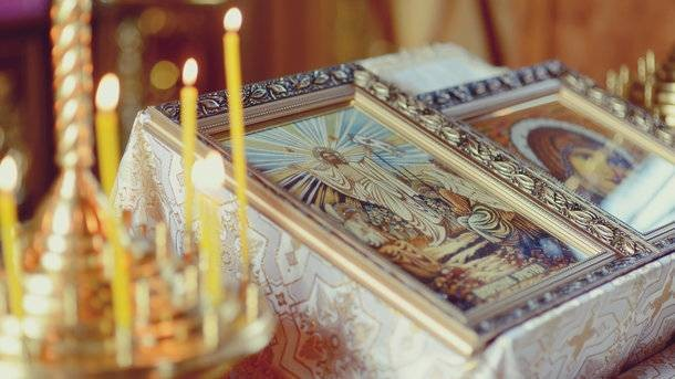 Большой церковный праздник Крестовоздвижение православные христиане отмечают 27 сентября
