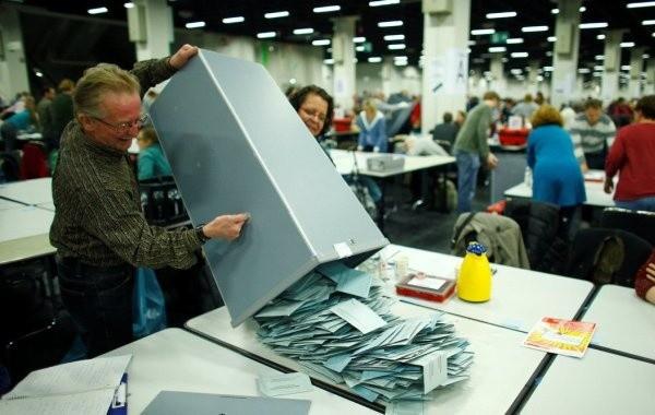Байдена удивили результаты выборов в Германии