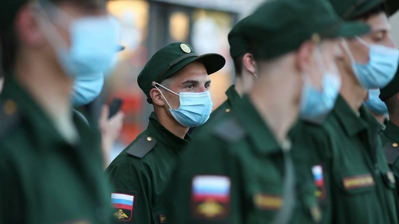 В РФ стартовал осенний призыв в армию 2021 года
