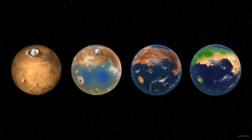 Насколько реально терраформирование Марса
