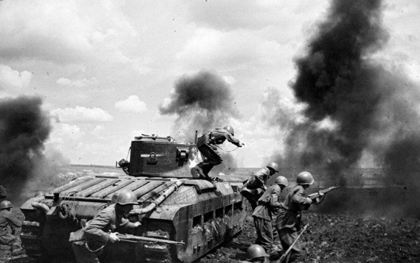 Негласные правила во Второй мировой войне